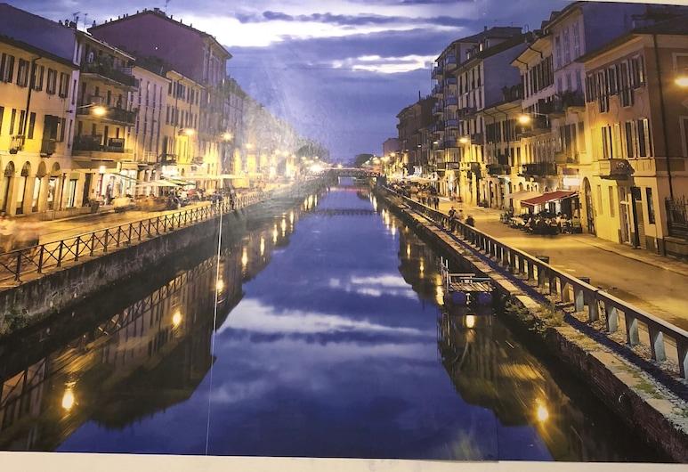 Hotel Corvetto, Milano, Piscina