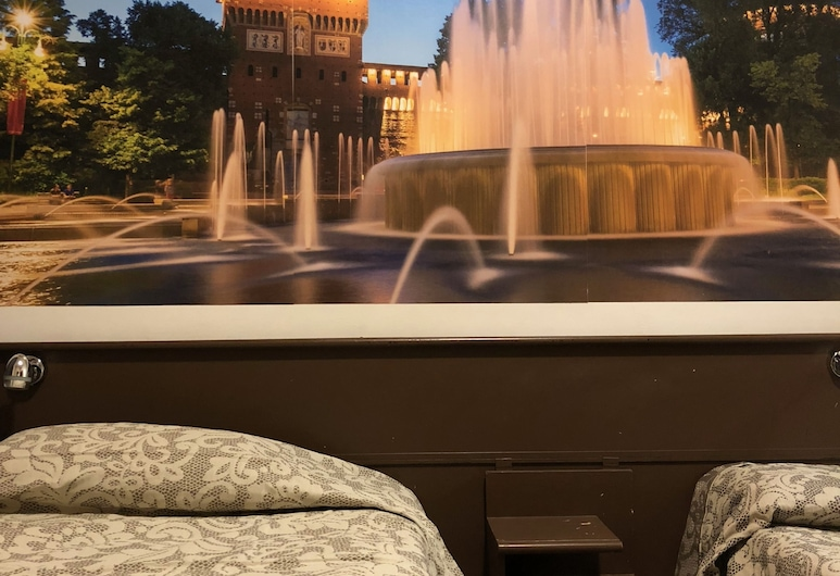 호텔 코르베토, 밀라노, 더블룸 또는 트윈룸, 앙스위트, 객실