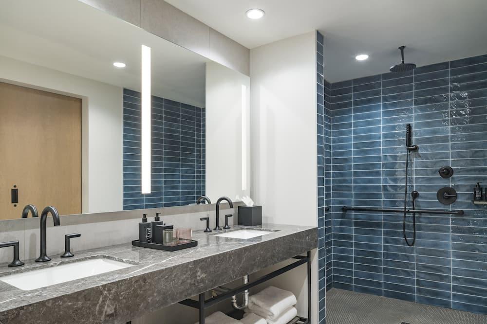 Σουίτα, 1 Υπνοδωμάτιο, Μη Καπνιστών, Μπαλκόνι - Μπάνιο