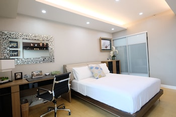 Mynd af Boutique Condo by StayHome Asia í Pasig