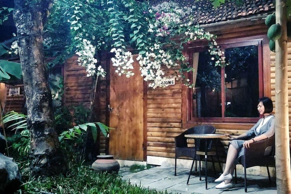 Comfort Triple Room, 1 Bedroom, Garden View - Garden View