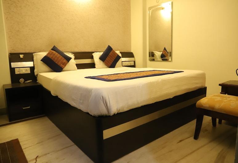 AIRPORT HOTEL DELHI AEROCITY INN, Yeni Delhi, Deluxe Tek Büyük veya İki Ayrı Yataklı Oda, Oda