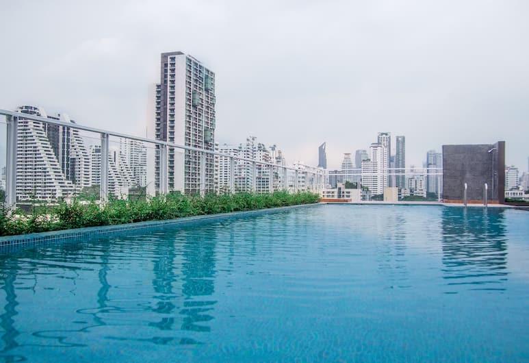 마벤 스타일리시 호텔 방콕, 방콕, 야외 수영장