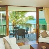 Family villa, 4 magamistoaga, vaade ookeanile - Rõdu