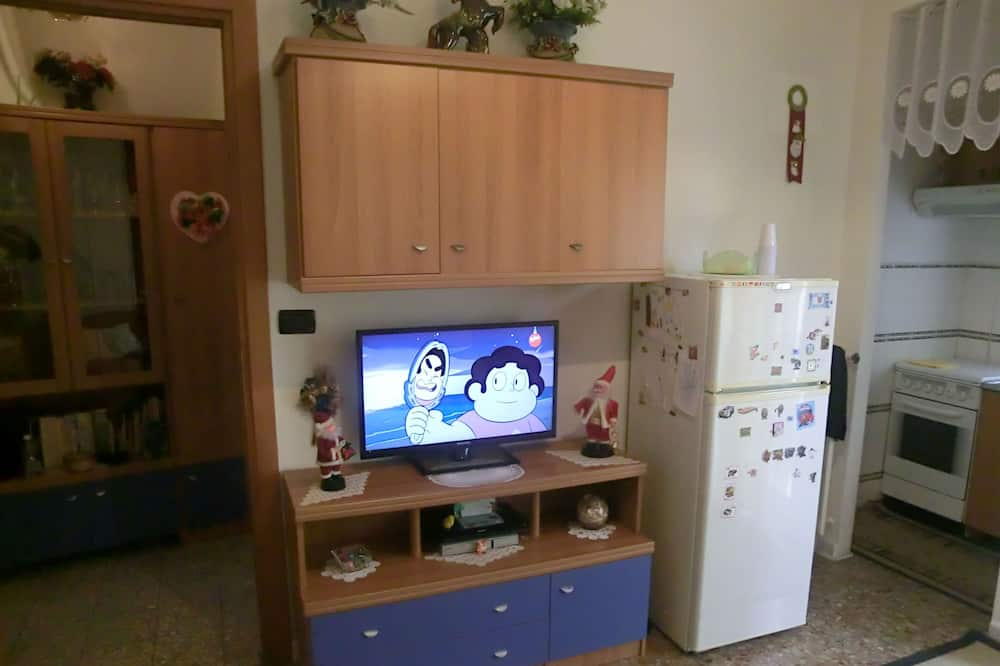 Comfort Room - Television