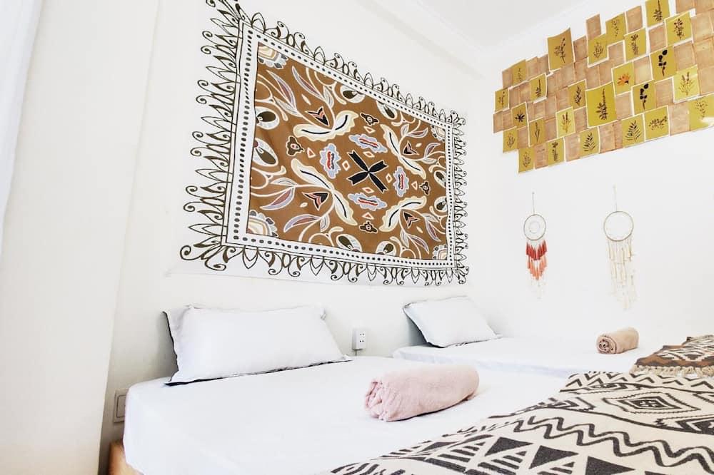 Deluxe-Suite, Mehrere Betten, Balkon, Zwischengeschoss - Zimmer