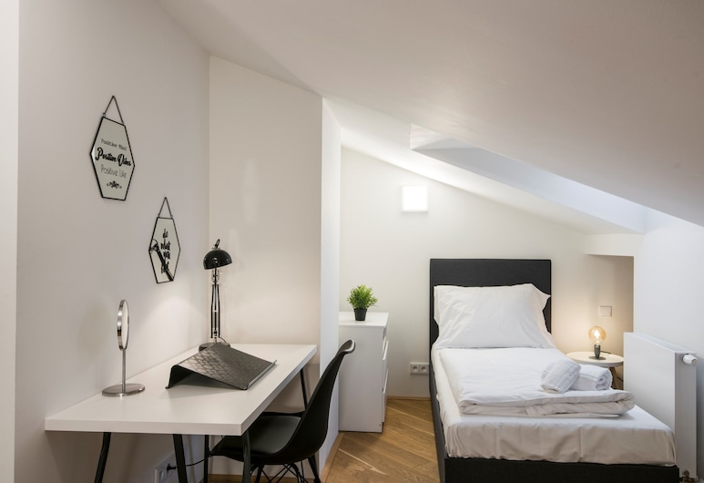 Rehorova Apartments, Prague, Elite Loft, 2 Bedrooms, Private Bathroom (   26), Room