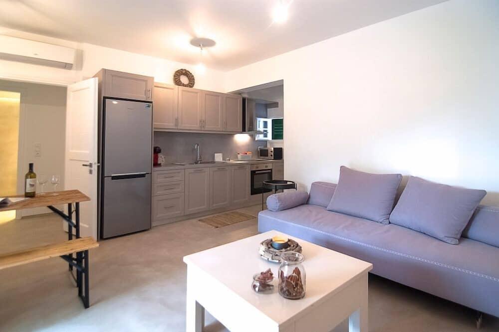 Villa, 2 habitaciones - Zona de estar