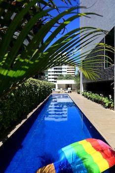 Foto van PORTO KAETÉ HOTEL (ex Hotel Porto Jatiúca) in Maceio