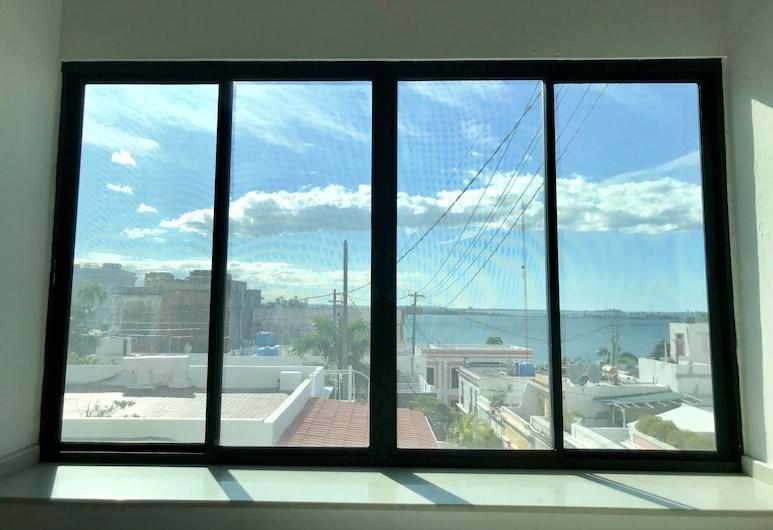 Old San Juan Rentals, San Juan, 200 Cristo Grand Apartment, 4 Bedrooms, View from room