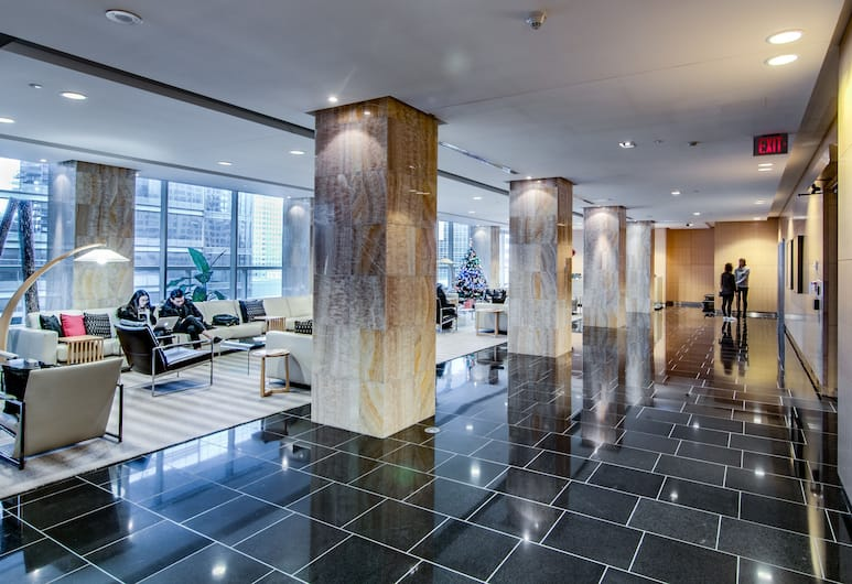 MiCasa Suites - Stylish Condo in Maple Leaf Square, Toronto, Lobby lounge