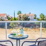 Villa, 3Schlafzimmer, eigener Pool - Balkon