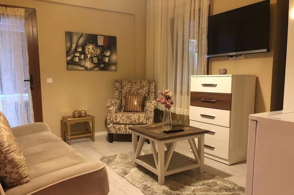 Deluxe studio suite, 1 queen size krevet - Dnevna soba