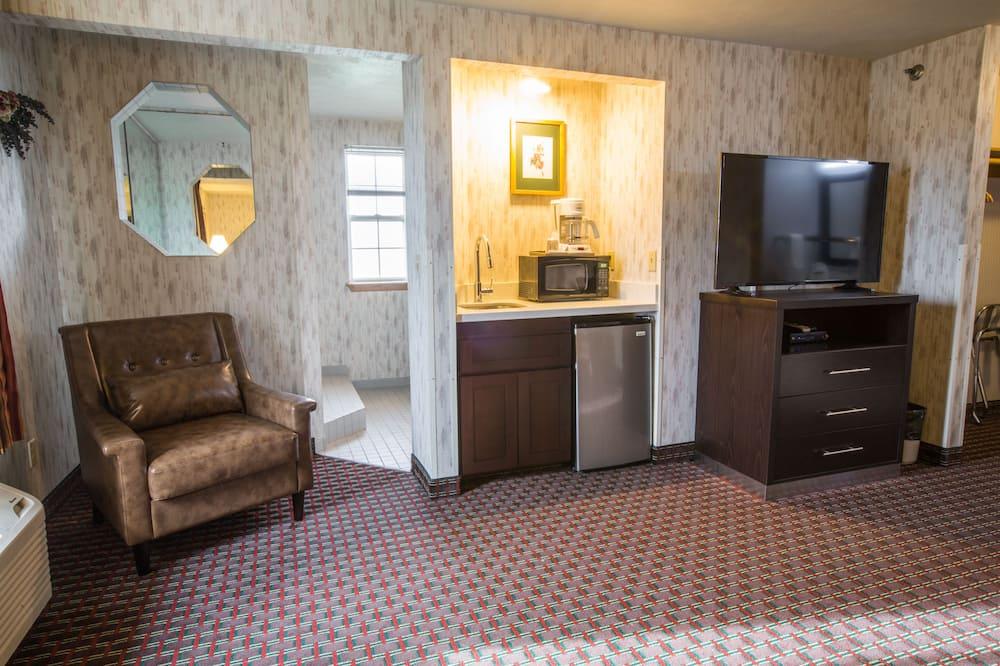 Standardzimmer, 1King-Bett, Nichtraucher - Minikühlschrank