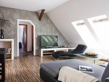 Naktsmītnes Old Town Apartment Spilberk attēls vietā Brno