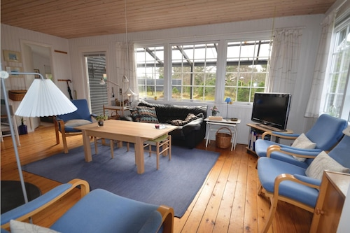 Fjerritslevの3室の宿泊施設/