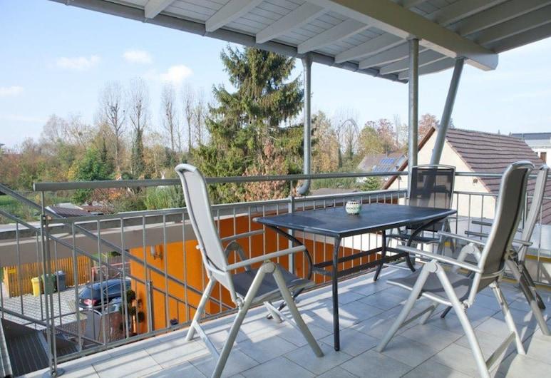 Ferienwohnungen Abendsonne, Rust, Appartement (3), Balcon