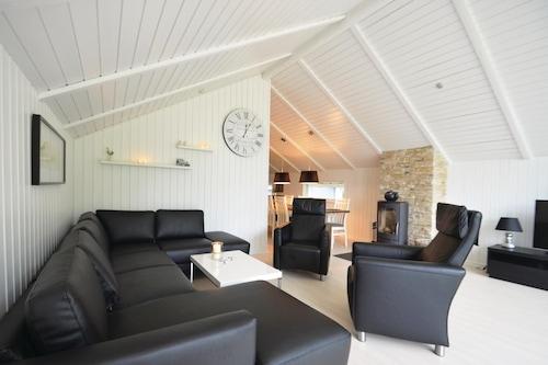 Spøttrupの4室の宿泊施設/