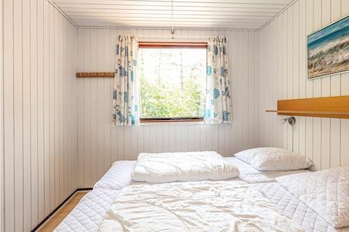 Aakirkebyの3室の宿泊施設/
