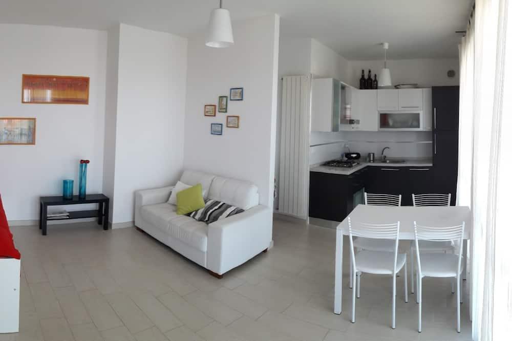 Departamento panorámico, 2 habitaciones - Sala de estar