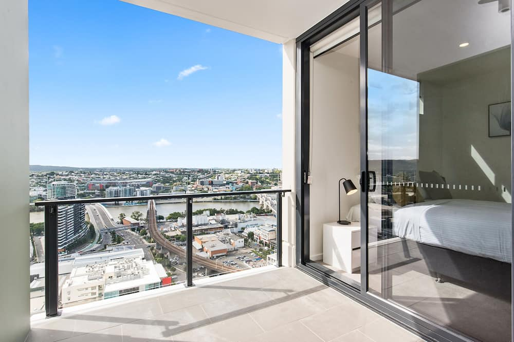 公寓, 1 間臥室 - 陽台