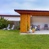 Holiday Home Near the Baltic Sea With Barbecue Terrace