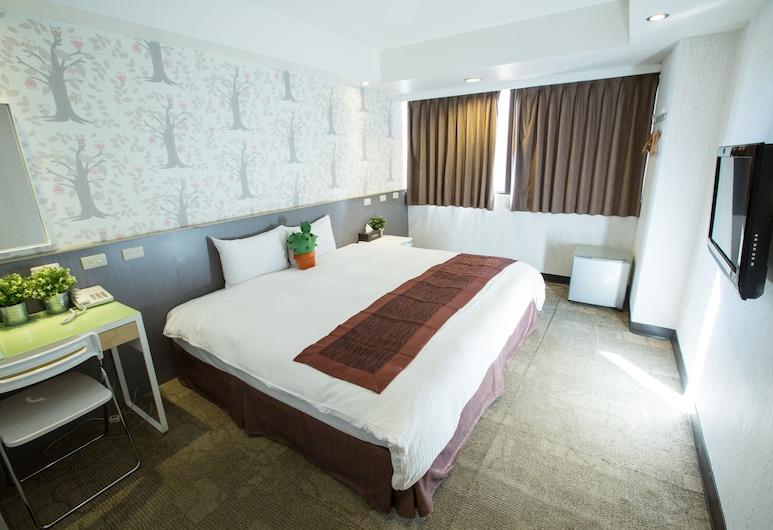 台北玩趣行旅, 台北市, 精選雙人房, 客房