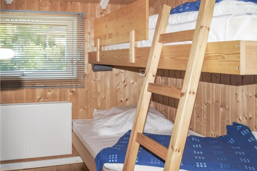 Dorf-Zechlinの3室の宿泊施設/