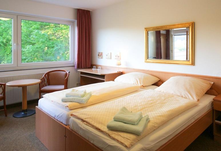 波恩威戈旅館, 巴特薩克薩, 經典雙人房, 非吸煙房, 陽台, 客房