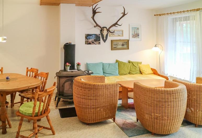 3 Bedroom Accommodation in Prerow, 奧斯特西巴德普雷羅, 客廳