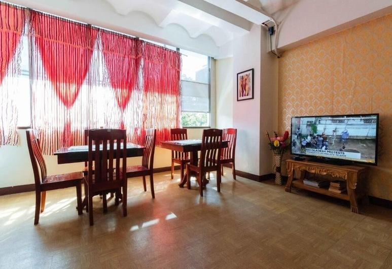 Citi Circle Guesthouse Hostel, Cebu, Coin séjour