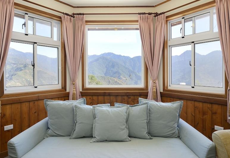 Aurora Villa, Ren'ai, Будинок «Делюкс», 3 спальні, кухня, з видом на гори, Номер