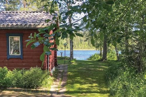 Idkerbergetの3室の宿泊施設/