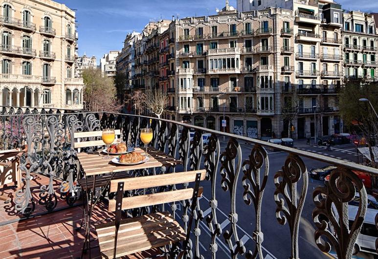 Habitat Apartments Barcelona Balconies, Barcelona, Apartmán, 2 spálne, Izba