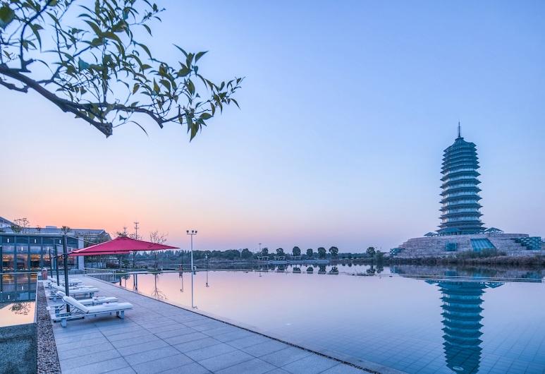 Hangzhou Water Museum Tao Hotel, Hangzhou, Outdoor Pool