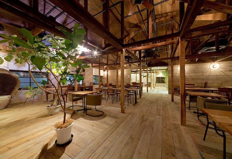 格蘭旅館 - 青年旅舍, 大阪, 餐廳