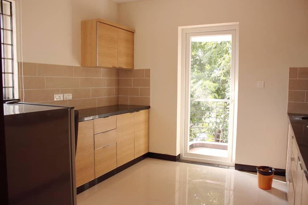 Deluxe szoba, 1 hálószobával, kilátással a városra - Erkély