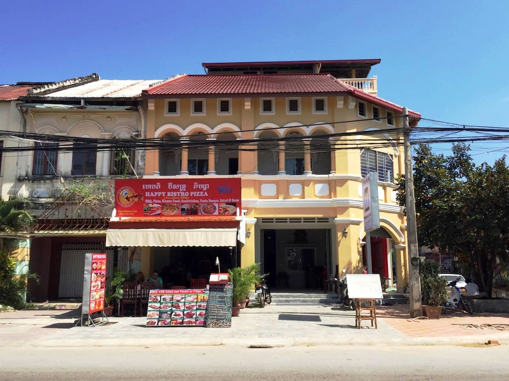 Twin Home Guesthouse Kampot