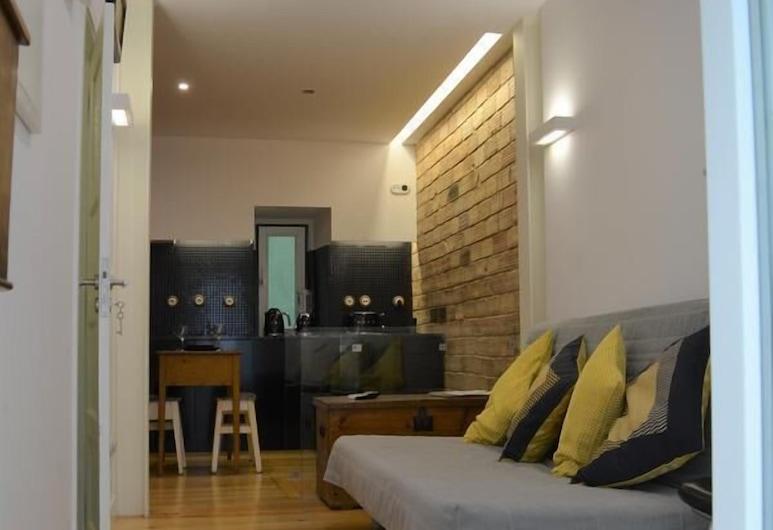 Bairro Alto Duplex by Homing, Λισσαβώνα, Μεζονέτα, 1 Υπνοδωμάτιο, Ισόγειο, Περιοχή καθιστικού