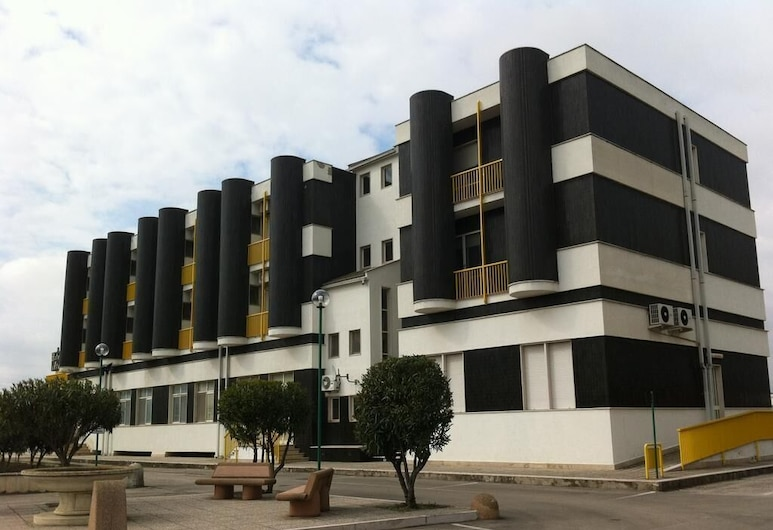 Hotel Atleti - Disponibile stazione ricarica auto elettriche, Foggia, Garden