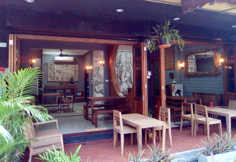 拉里維塔曼谷飯店, 曼谷, 室外用餐