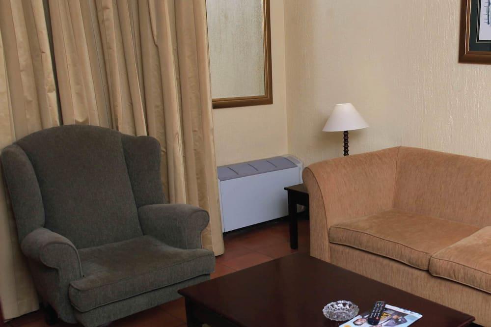 Junior Room, 1 Bedroom - Living Area