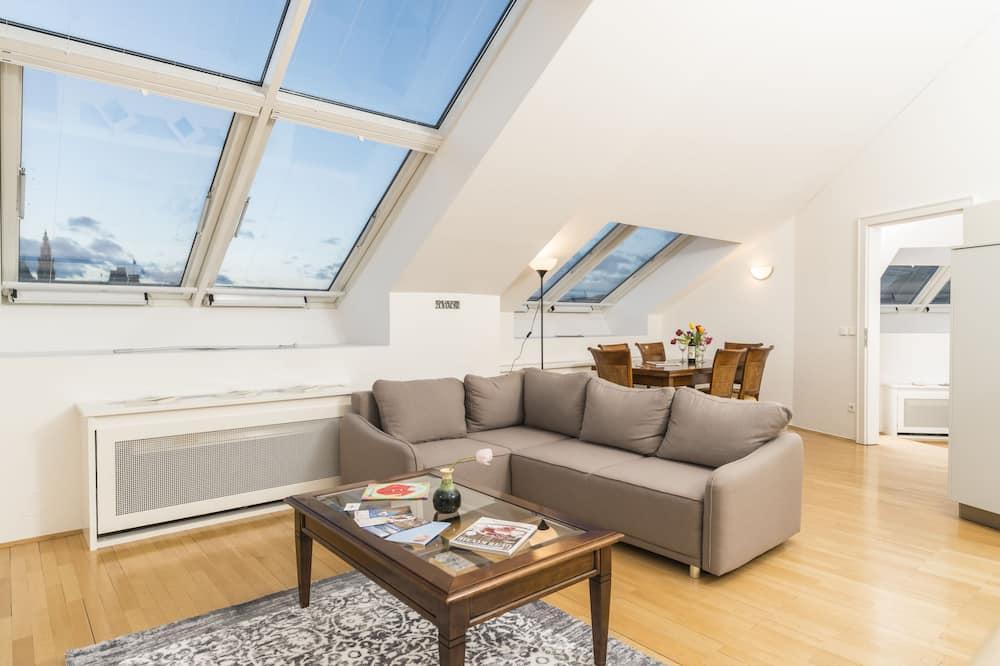 Apartmán (Cleaning Fee Included) - Obývačka