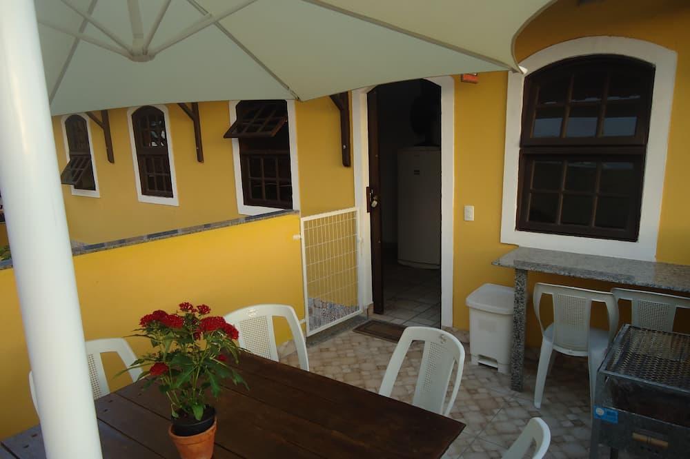 Casa 5 - Sobrado - Balkón
