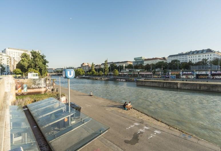 Schottenring Terrace by Welcome2Vienna, Vienna, Pandangan dari hartanah