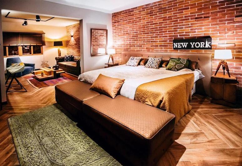 Casa Azul, Lima, DELUXE ROOM, Chambre