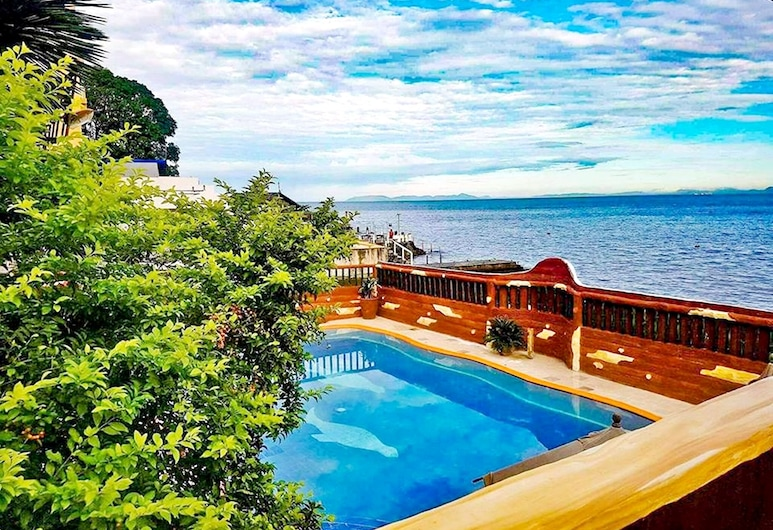 BagaLangit Hideaways, Mabini, Εξωτερική πισίνα