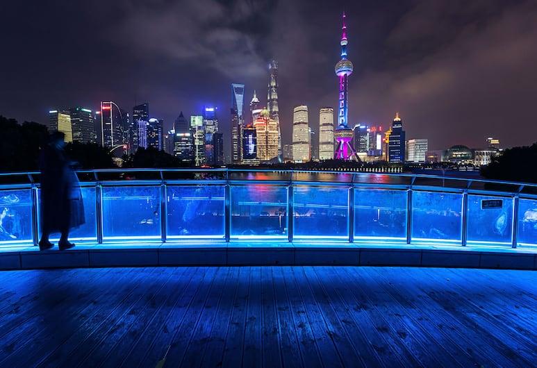 拾間城市精品公寓外灘店, 上海市, 從住宿看到的景觀