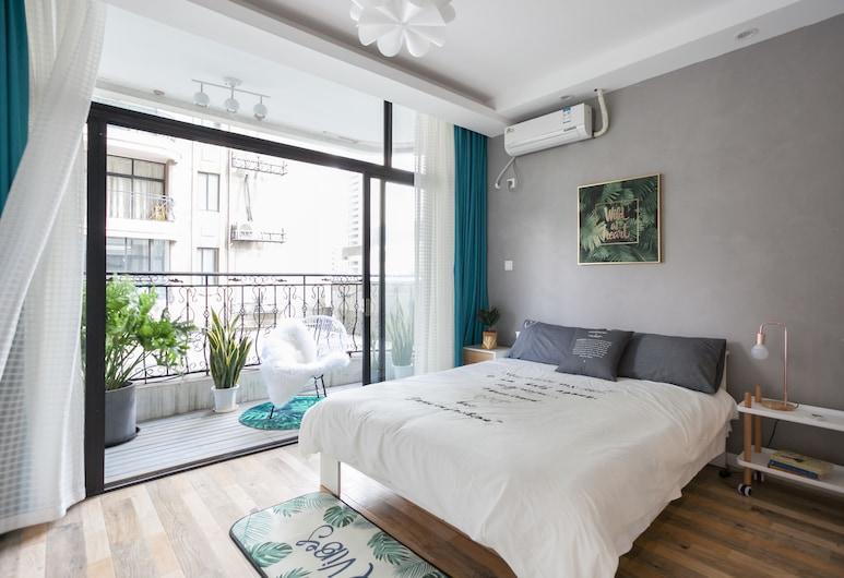 拾間城市精品公寓新天地店, 上海市, 四臥室公寓, 客房