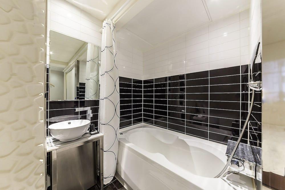 Izba typu Deluxe (Plus) - Kúpeľňa